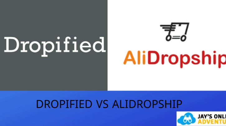 DROPIFIED VS ALIDROPSHIP
