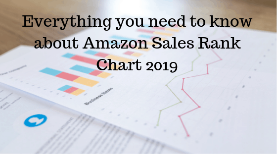 Amazon Sales Rank Chart 2019